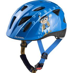 Alpina Ximo Cykelhjelm Børn blå